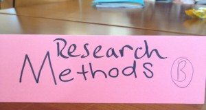 researchmethodsB1